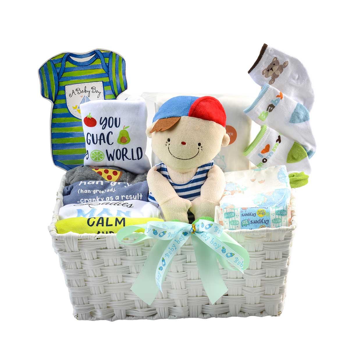 Hallo Little One | Newborn Baby Gifts | Eska Creative Gifting