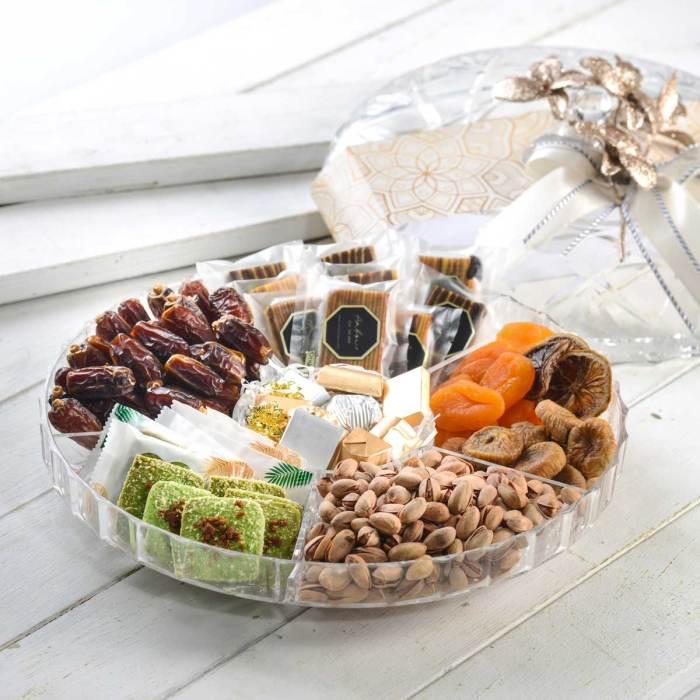 Sulaman Kasih Assortment Gifts | Raya Sweet Treats & Flowers | Eska Creative Gifting