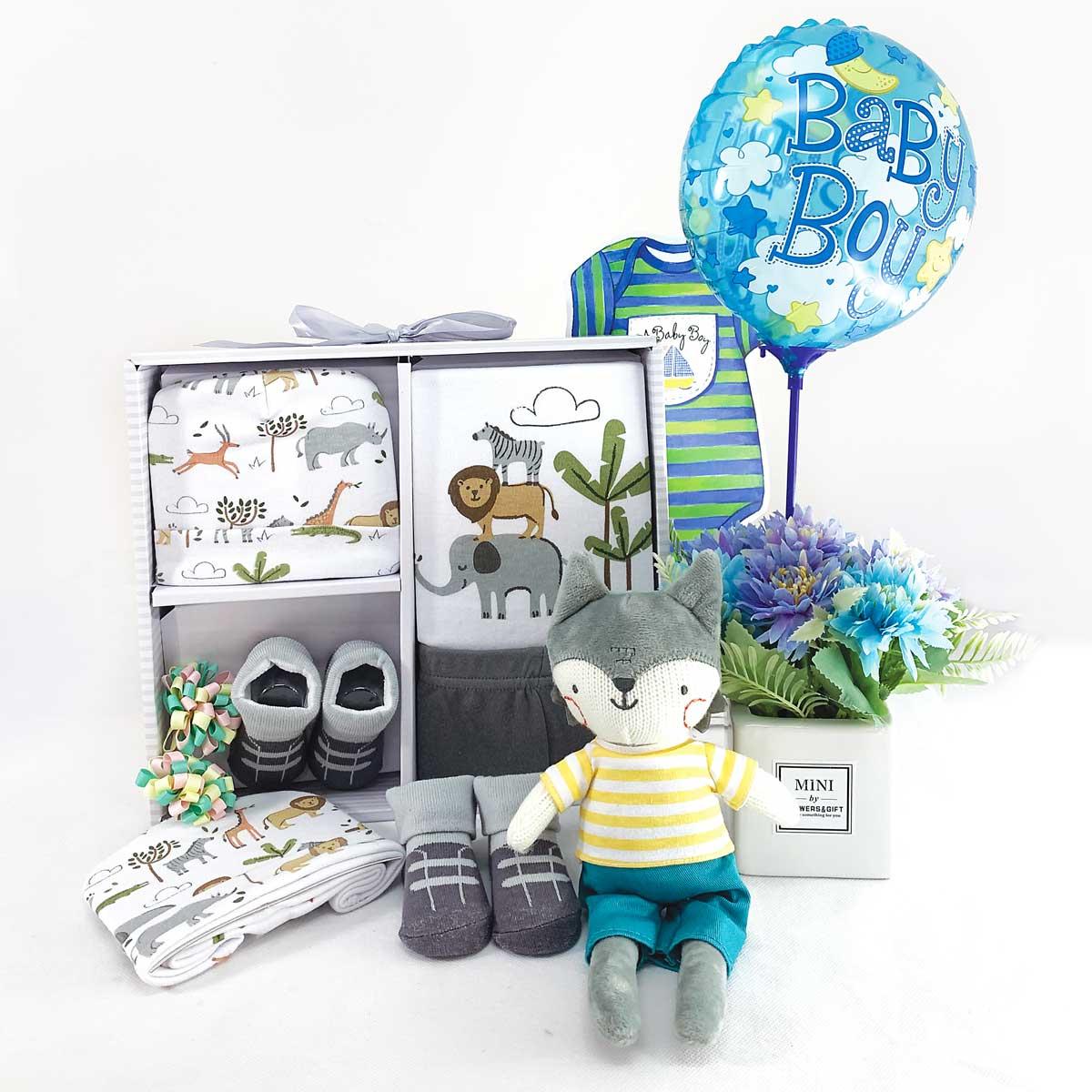 Prince Kingdom   Newborn Baby Gifts   Eska Creative Gifting