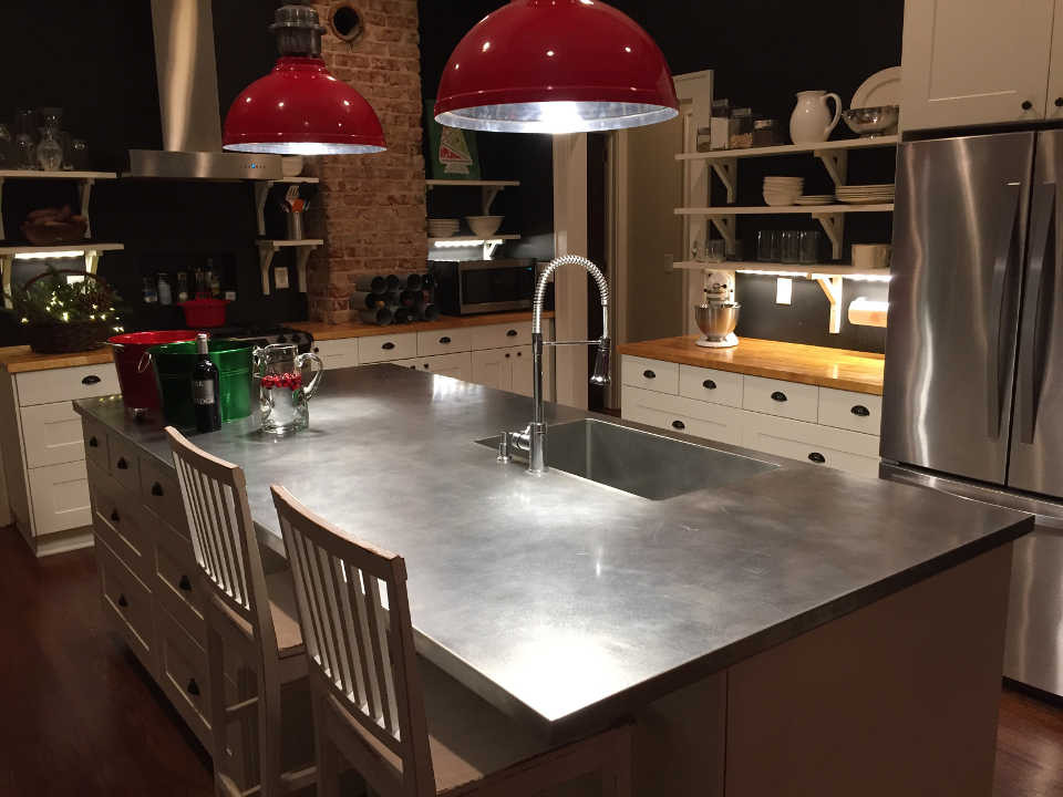 drop in kitchen sinks over the sink lighting stainless steel counter tops, sinks, cabinets, and ...