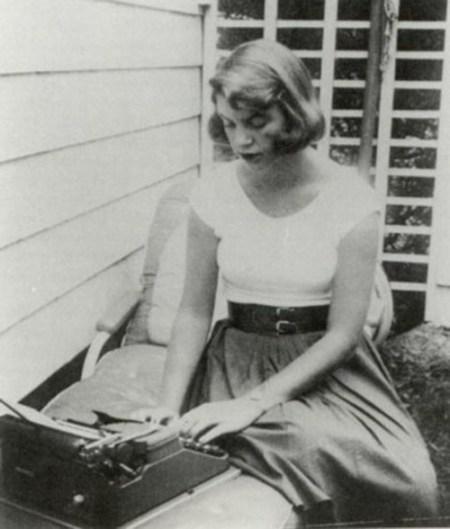 Sylvia-Plath