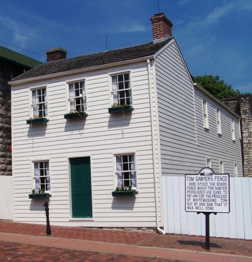Mark-Twain-Boyhood-Home-and-Museum-Hannibal-MO