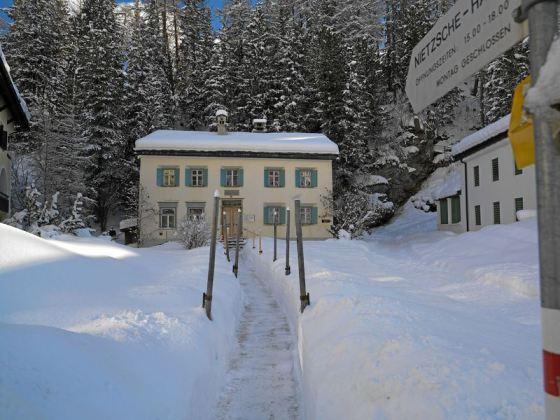 Nietzsche-Haus-Sils-Maria-Switzerland