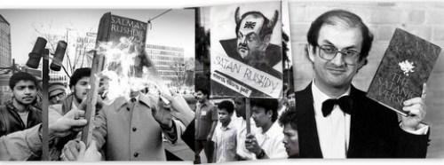 The-Satanic-Verses-Salman-Rushdie-protest