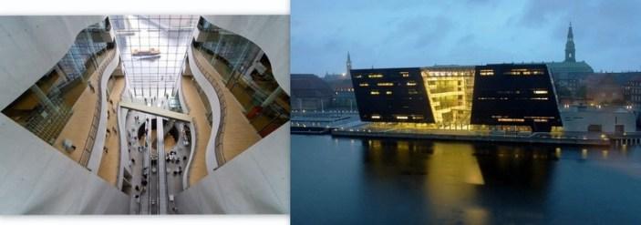Danimarka-Kraliyet-Kutuphanesi-(Siyah-Elmas)-Kopenhag-Danimarka