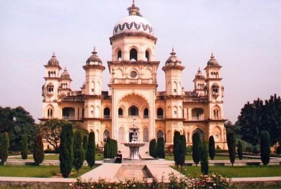 Raza-Kutuphanesi-Rampur-Hindistan