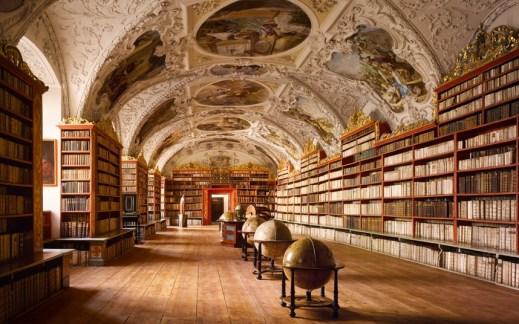 Strahov-Manastiri-Kutuphanesi-Prag-cek-Cumhuriyeti