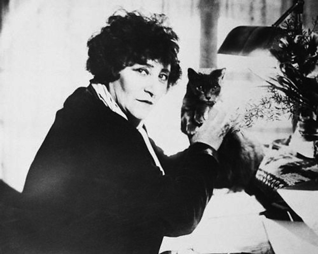 Colette-and-cats-3