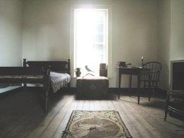 edgar allan poe'nun odası