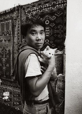 haruki-murakami-cat