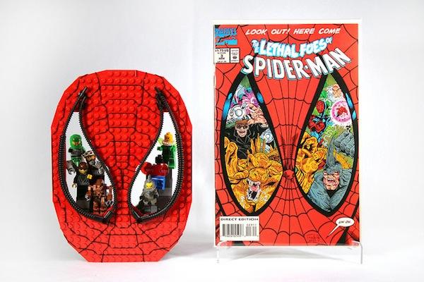 spider-man-comic-lego-cizgi-roman