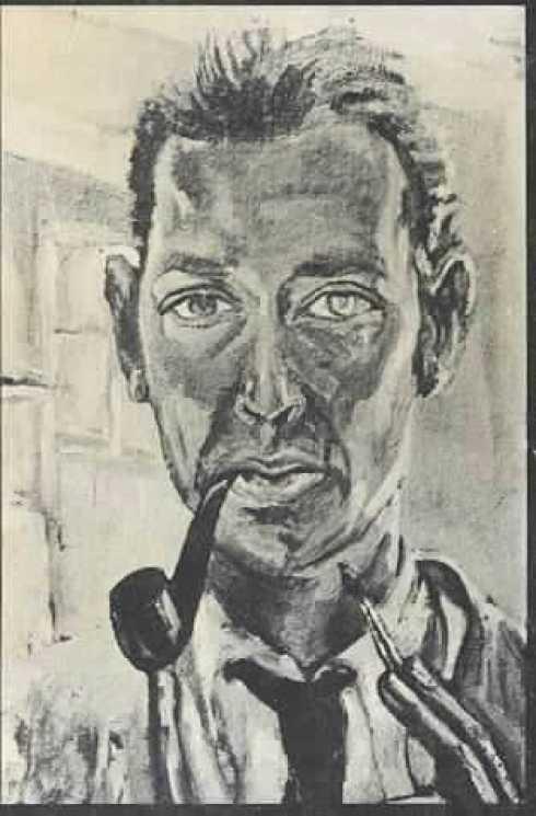 self-portrait-ee-cummings-1944