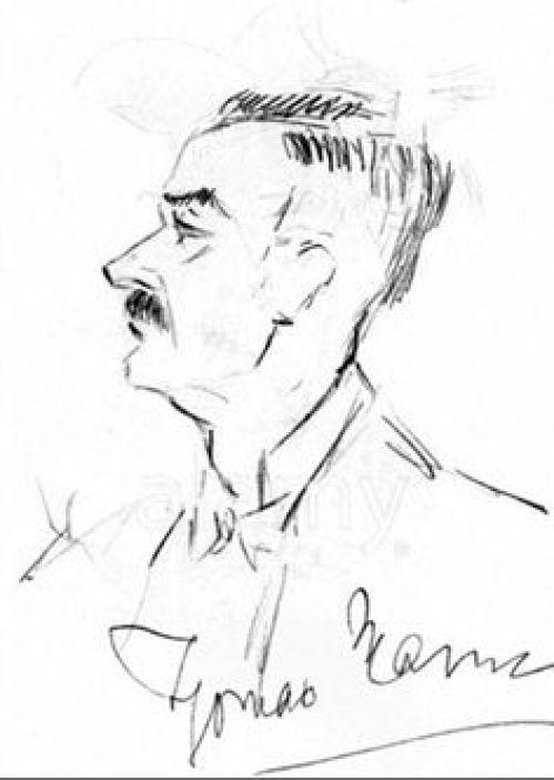 thomas-mann-selfportrait
