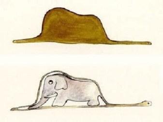 fil-yutan-boa küçük prens