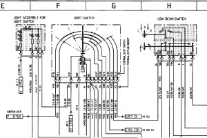 Boxster Headlight Switch Wiring Diagram  Rennlist