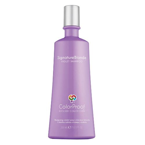 SignatureBlonde Violet Shampoo ColorProof ESkinCareStore