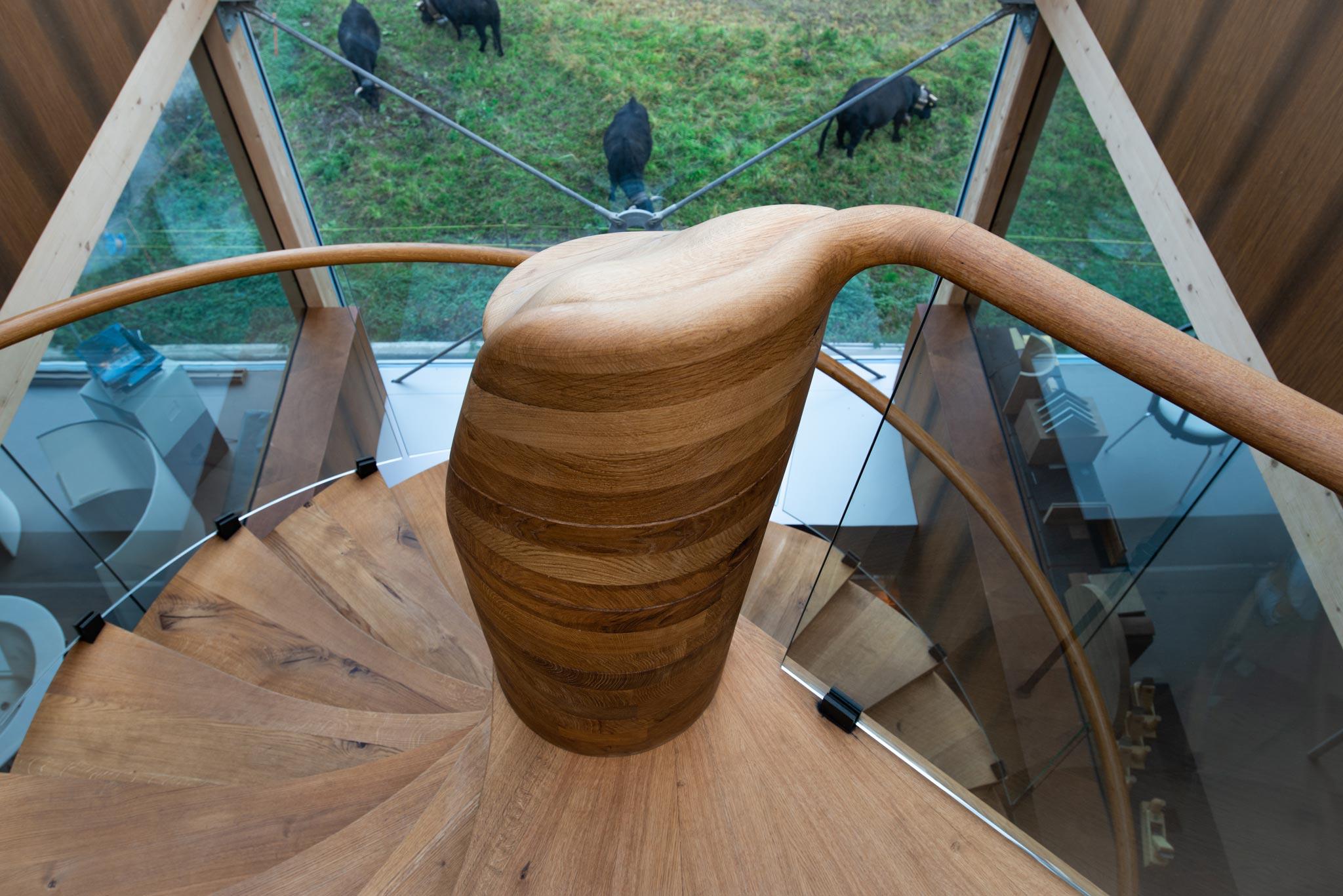 ES ShowR escalier hor 20 11 0040 - Escalier Showroom ESKISS