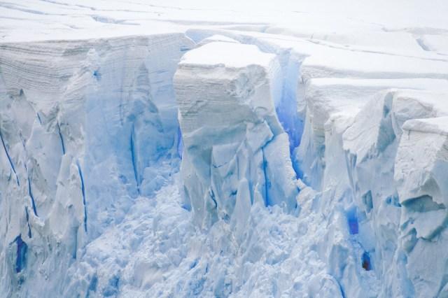 温暖化で、北極や南極の氷が溶けて、海水面が上昇するなんてありえない