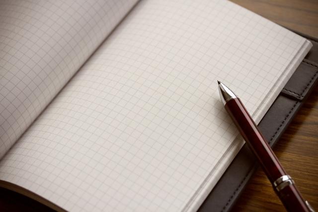ボールペンの保管方法
