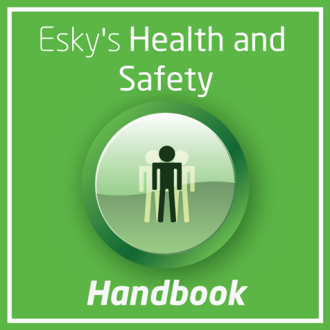 Health and Safety Handbook Working at Heights Esky E