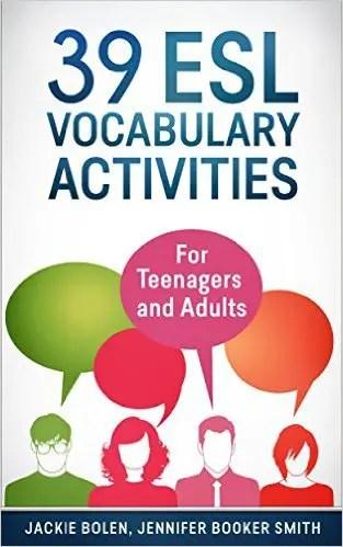 ESL-Vocabulary-Activities