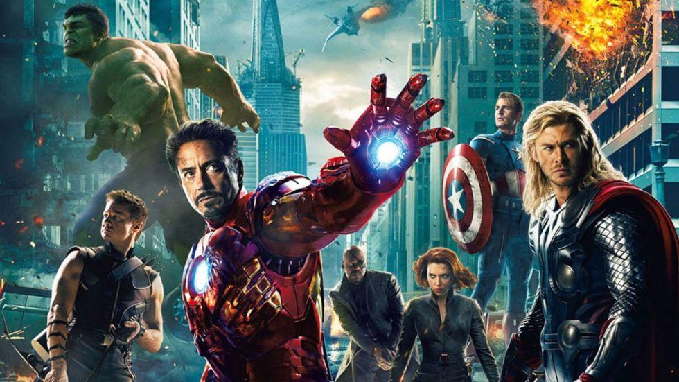 6. Marvel: Los Vengadores (2012)
