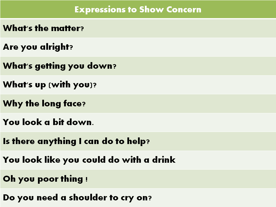 Useful English Expressions Commonly Used in Daily Conversations 23