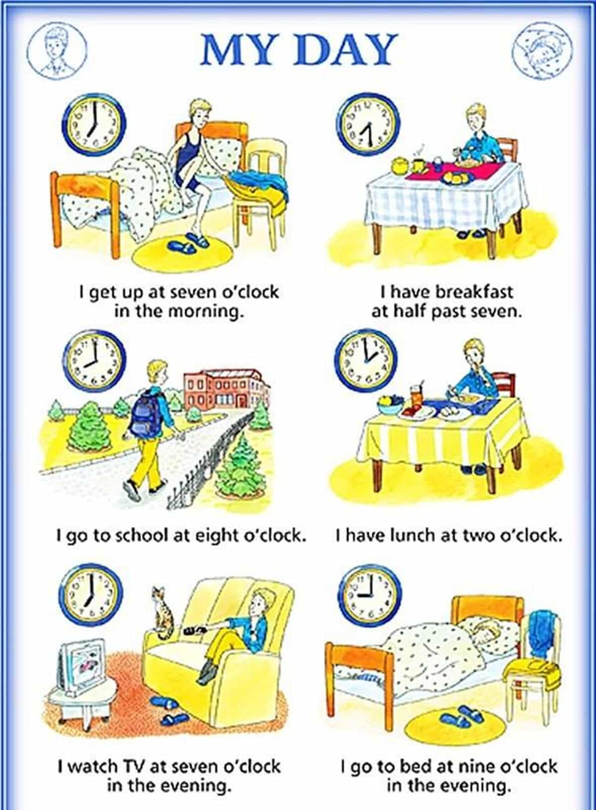 useful english phrases to describe your daily routines afternoon tea clip art images good afternoon clipart