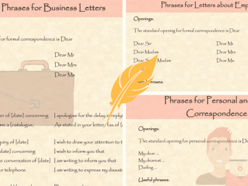 Useful words and phrases for writing formal letters in english 84k 126k spiritdancerdesigns Choice Image