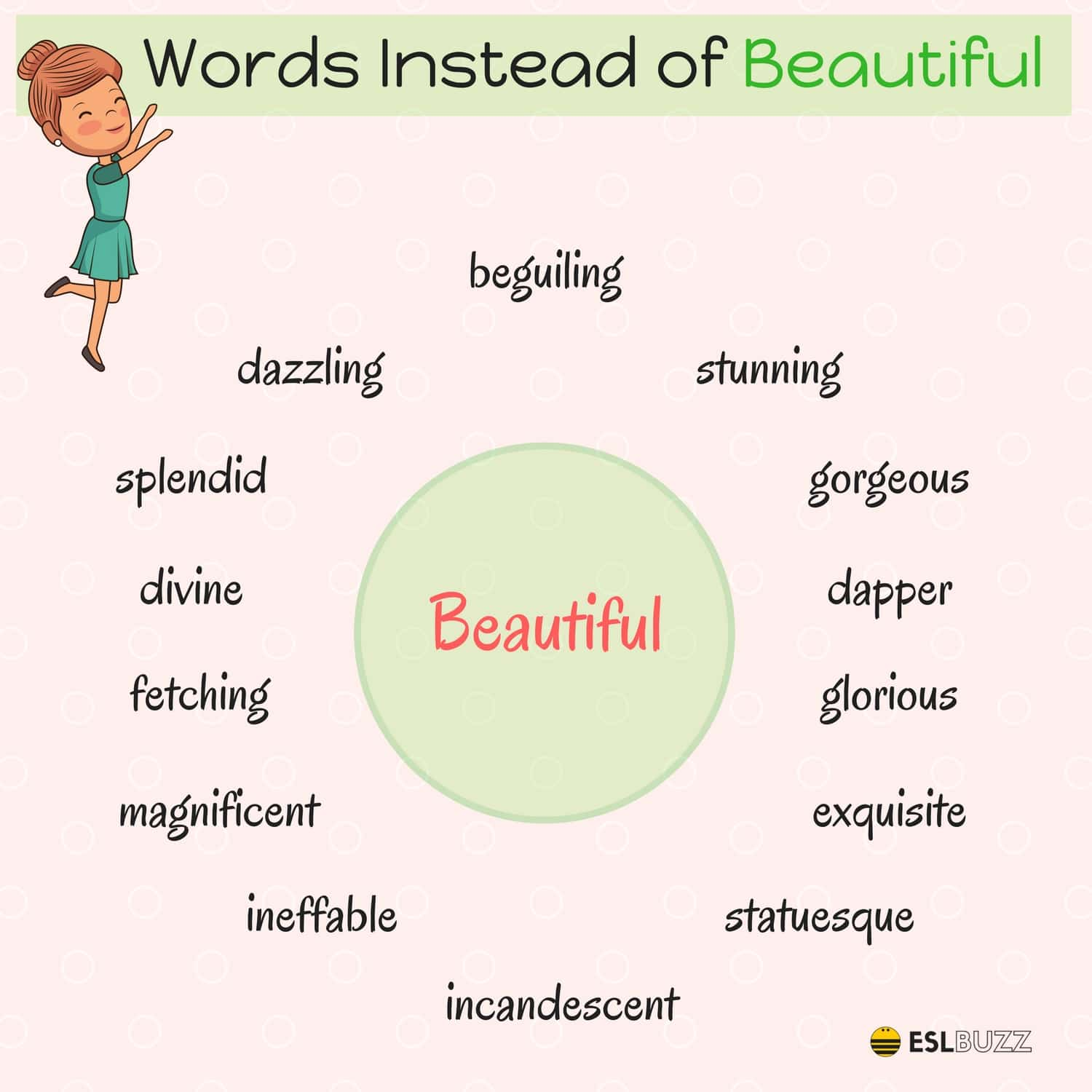100+ Different Ways to Say BEAUTIFUL 15