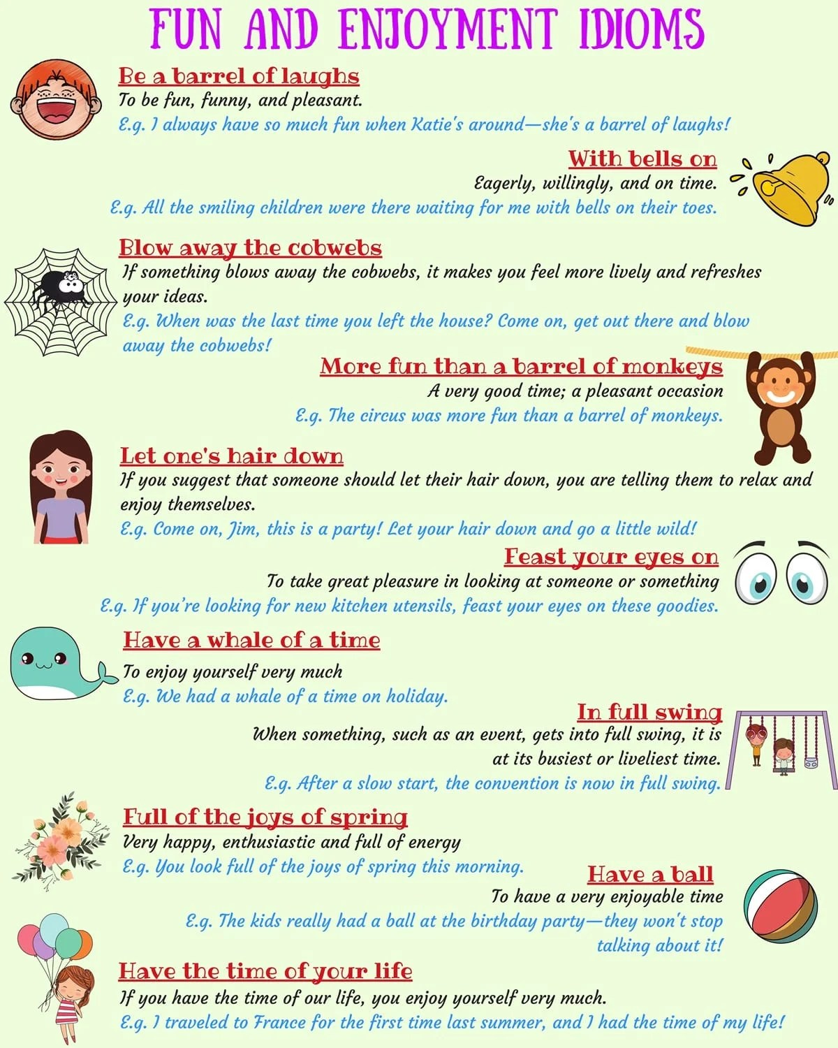 15 Useful Idioms About Happiness In English