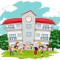 school, new school, classroom