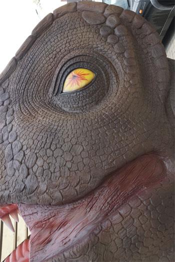 DinoTrexkophurenkopen voor een oerfeestjeof als