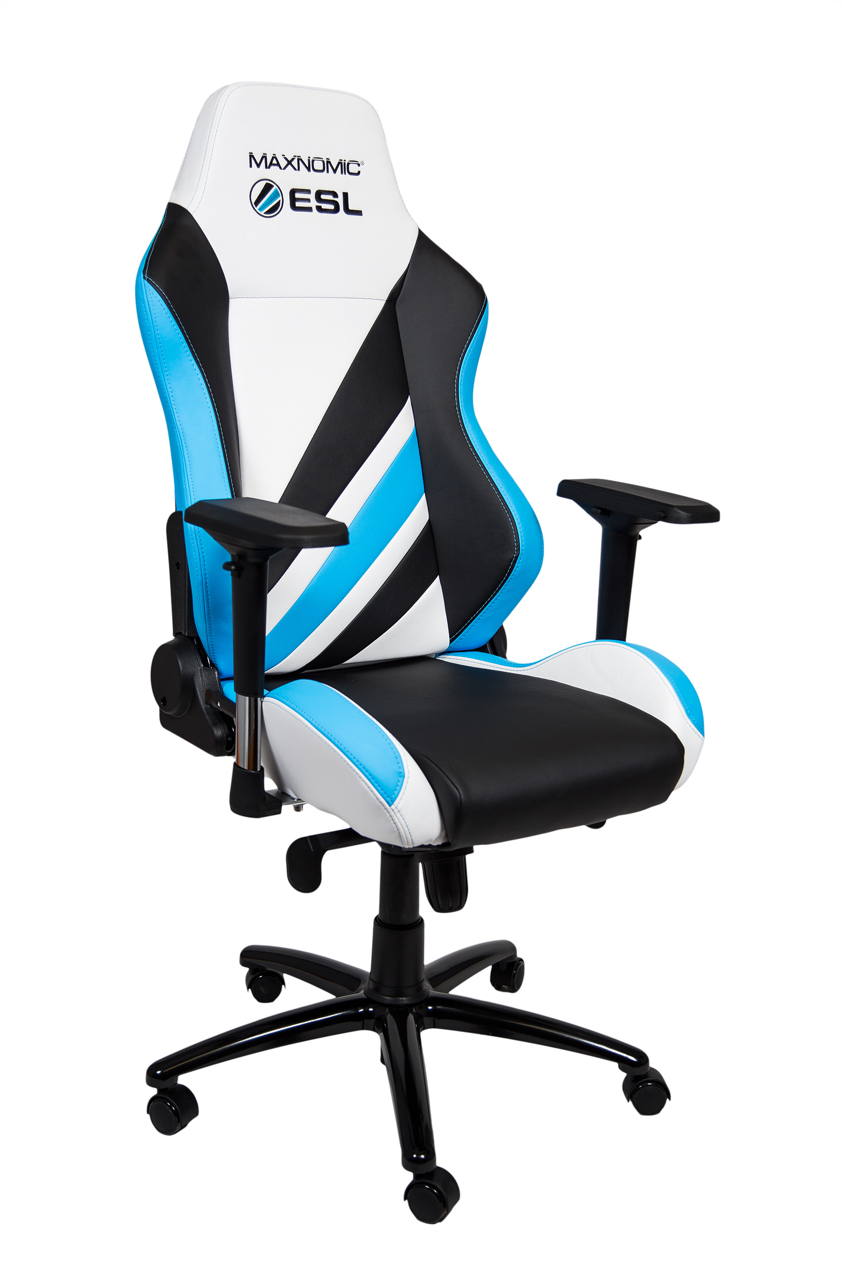 custom gaming chairs kids ottoman chair take your seat for the next generation of maxnomic esl