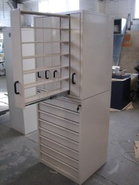 Microfilm Storage Cabinets - ESL Industries Limited, New ...