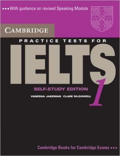 ielts test practice cover