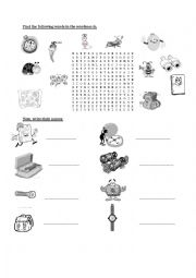 English worksheets: Explorers 3 Unit 2
