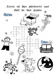 Games for very young learners worksheets