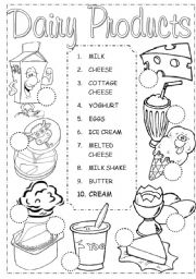 Pictionary worksheets
