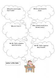 Eric Carle worksheets