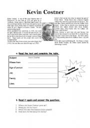Reading comprehension in past simple worksheets