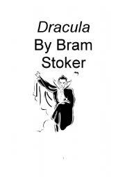 Dracula worksheets