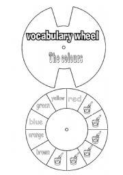 Wheels worksheets