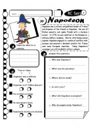 RC Series Level 1_36 Napoleon (Fully Editable + Answer Key