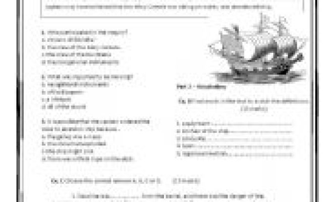 Test For High School English 2 3 Various Activities 2