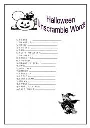 Unscramble sentences worksheets