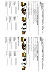 6th grade worksheets