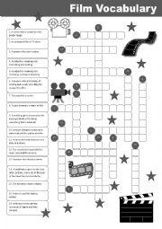 Crosswords worksheets