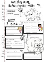 Assessment rubric worksheets