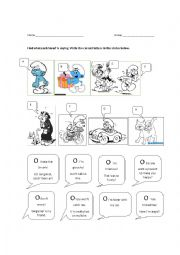 Humour worksheets
